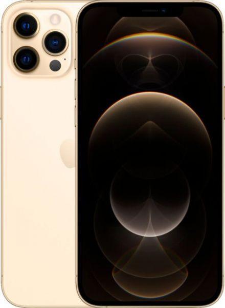 Apple iPhone 12 Pro Max - 256GB, Gold MGD13J/A